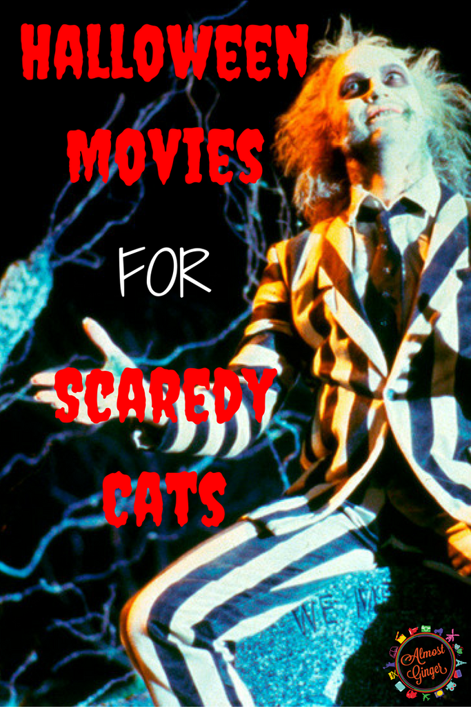 21+ Halloween Movies for Scaredy Cats Almost Ginger