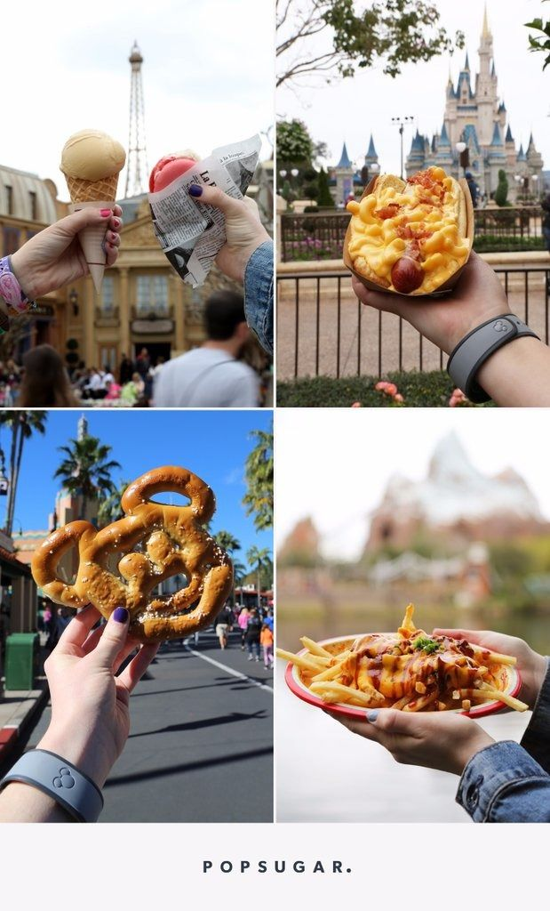 Every Disney Fan Should Complete This Incredible Edible Bucket List