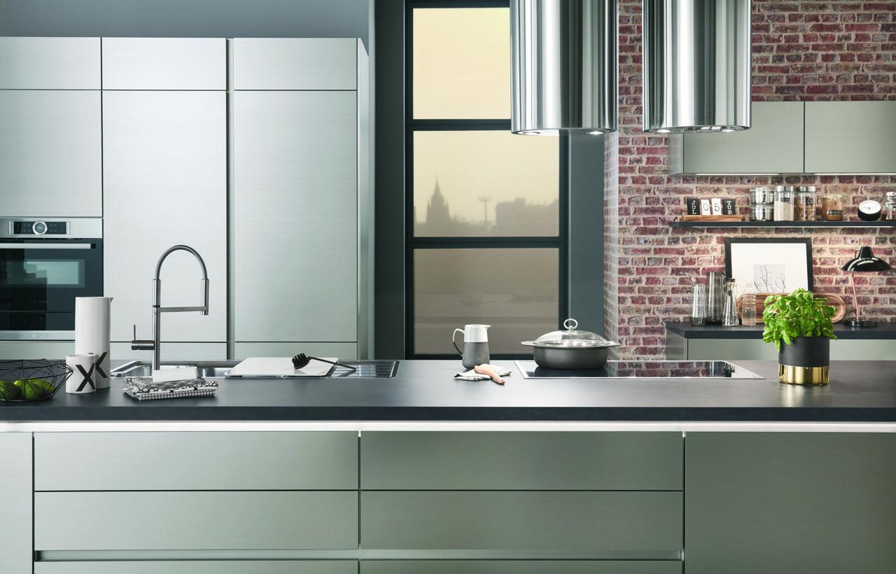Luksus W Nowoczesnym Wydaniu Kuchnia Kuchniamarzen Mojdom Kitchenideas Kitcheninspirations Handleless Kitchen Modern Kitchen Design Handless Kitchen