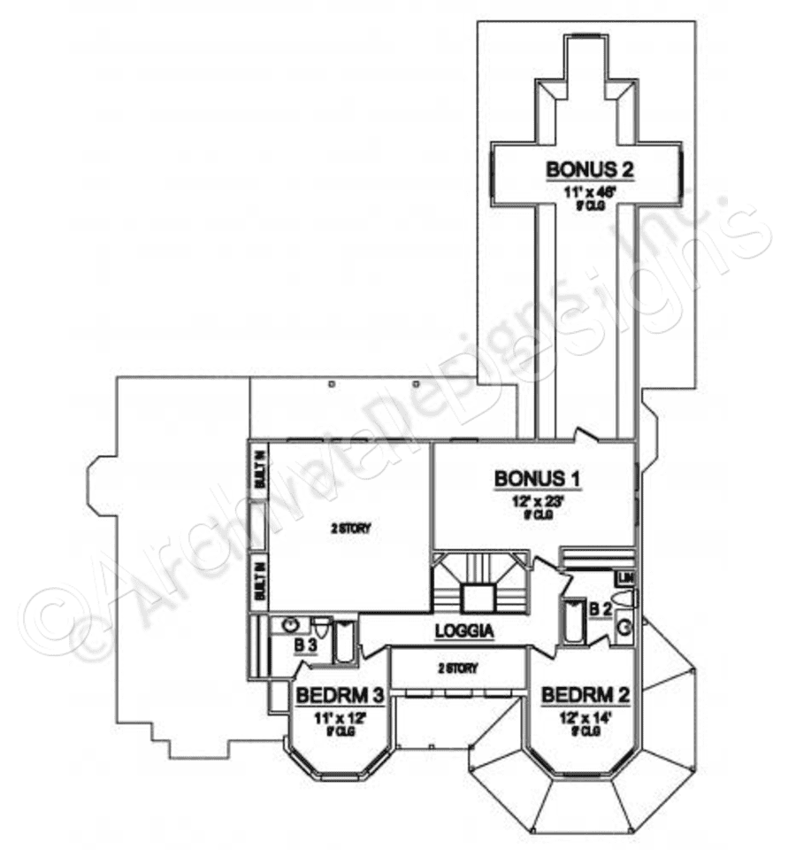 Painted Lady House Plan Painted Lady House House Plans Luxury Floor Plans