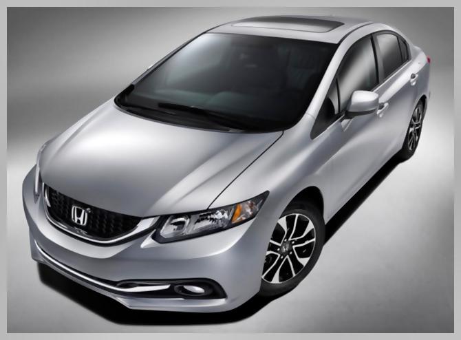 2017 Honda Civic Specs Edmunds