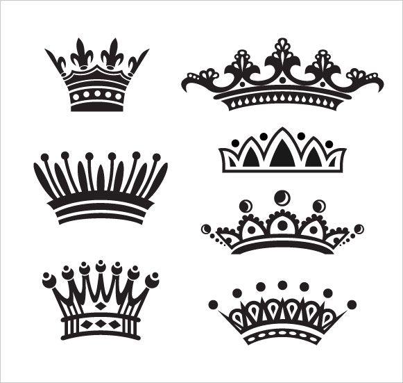 crown vector material download free vectorpsdflashjpg