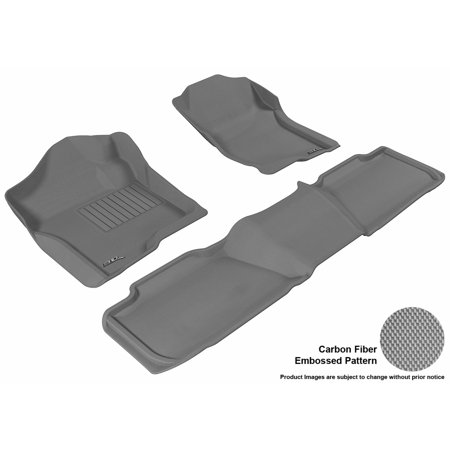Suburban Cargo Area Floor Mat Premium All Weather Ebony This