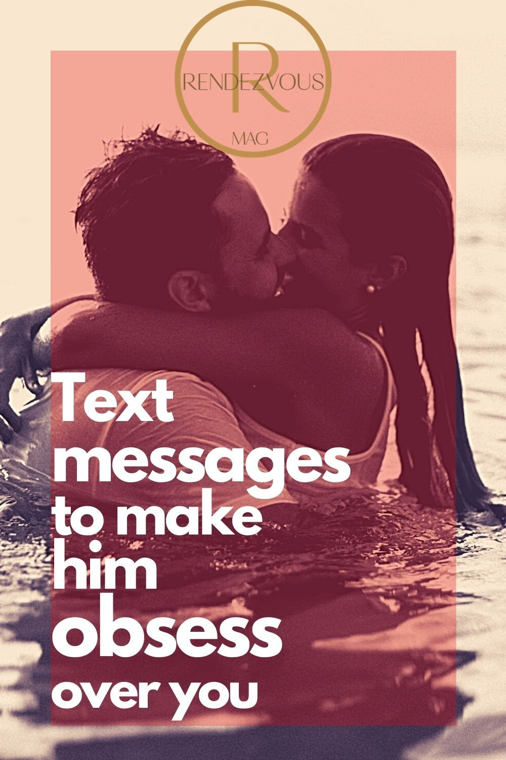 Text messages to make him obsess over you