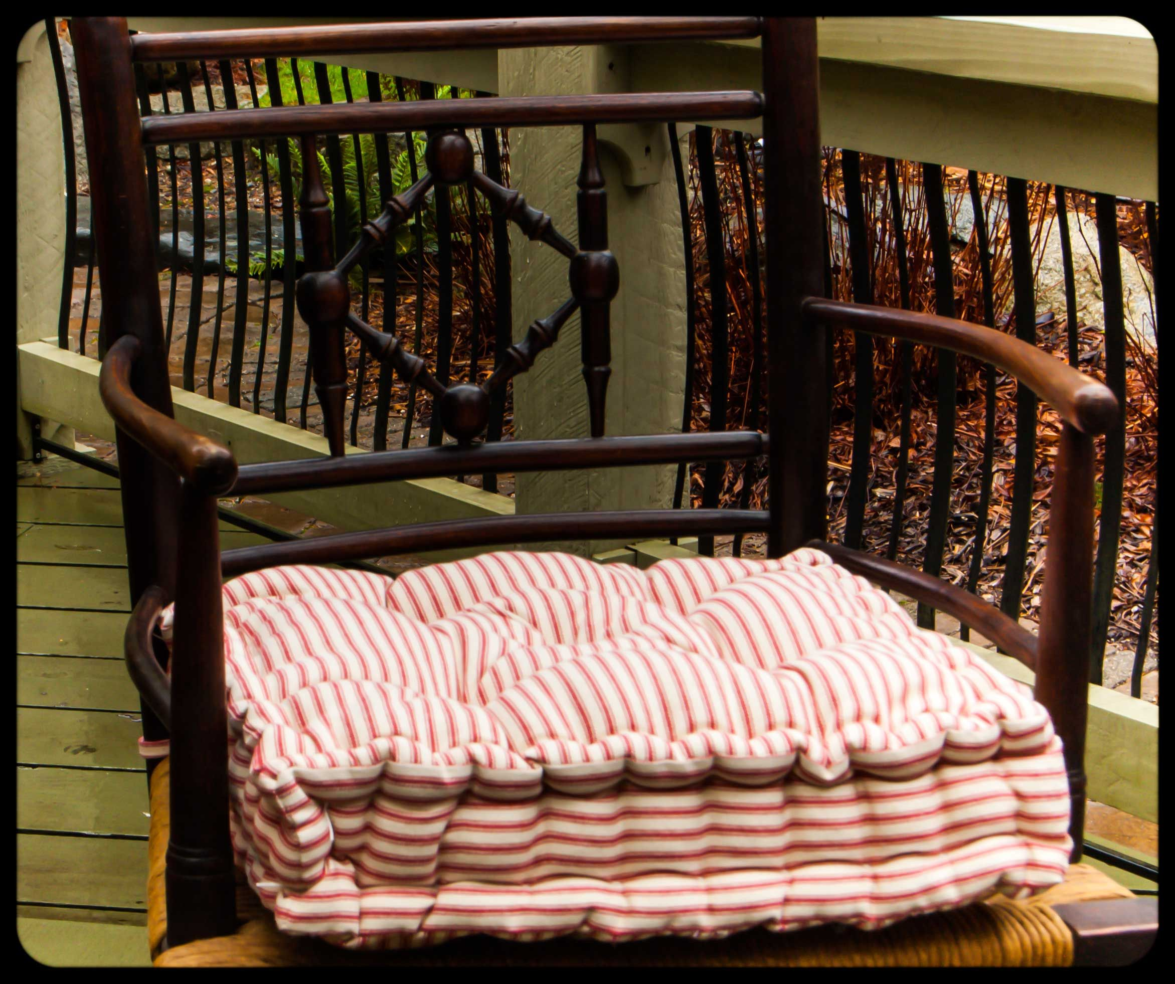 Farmhouse Chair Cushion Custom mattress, Cushions, Mattress