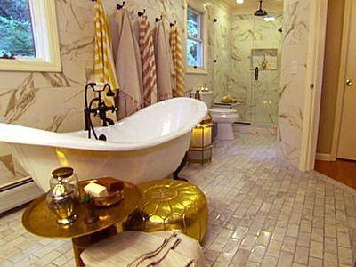 genevieve gorder bathroom designs | Designer Credit: Genevieve ...