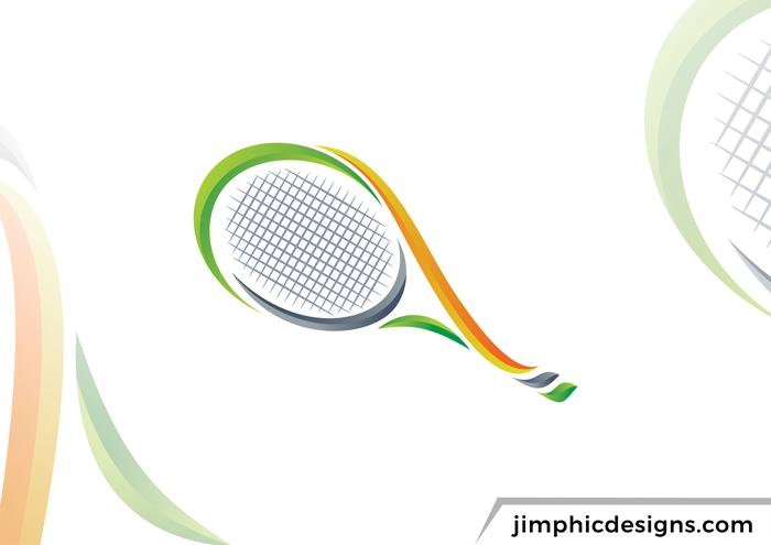 Tennis Racket Logo Tennis Tennis Art Tennis Racket
