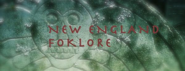 A great blog for urban legends and folklore inspiration, especially for those of us from New England!