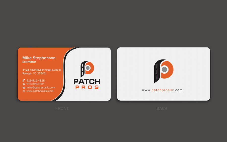 freelance Create a Business Card for a Small Construction Company by ...