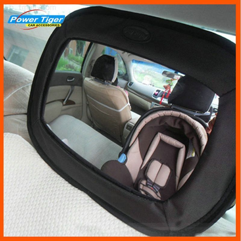 2015 New Arrived Car Interior Baby Monitor Mirror Back Seat Safety