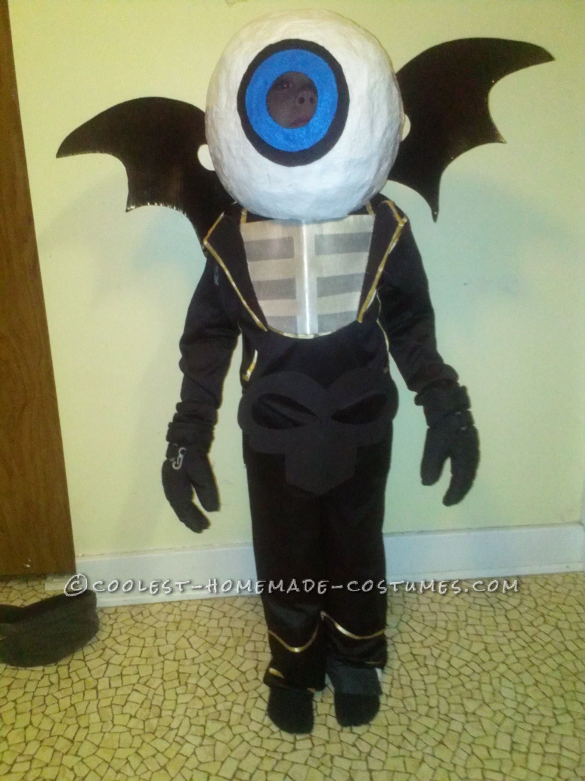 The Best Ultimate Warrior Costume Ever | Warrior costume ...