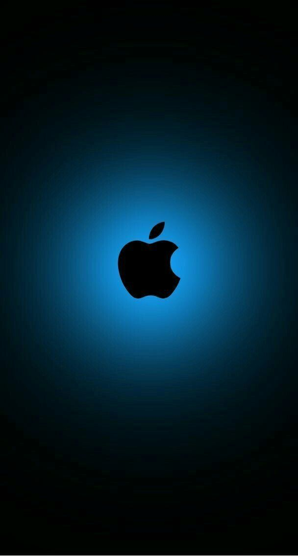 Idea by Lady Sunshine ☄ on Обои. Wallpapers Apple logo