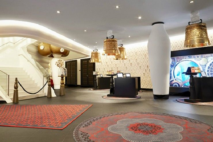 50 Best Interior Design Projects By Marcel Wanders Best Interior