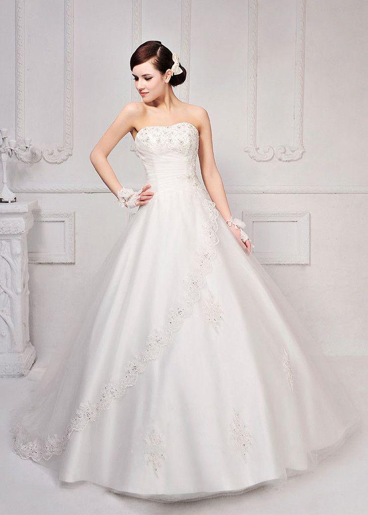 Vestidos de novia baratos 2014. Modelo: H694 | Ruiz Novias #novia ...