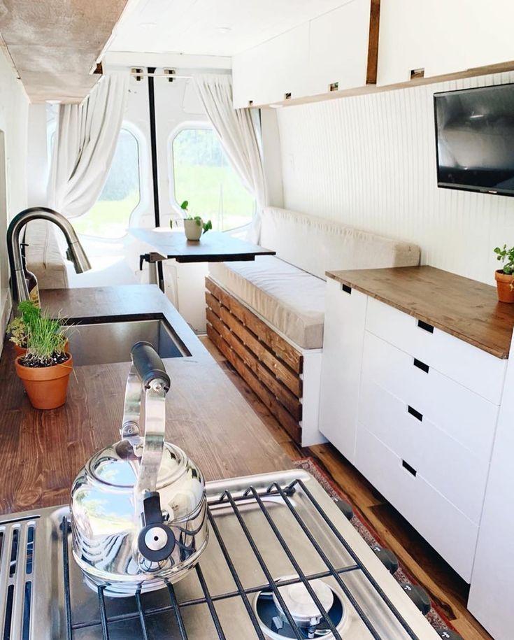 Photo of Vanlife Van Camping Vans nutzt Instagram: – Tiny Haus Familie Idee