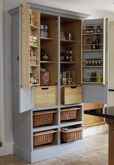 17 ways to repurpose an antique armoire kitchen pinterest rh pinterest ca