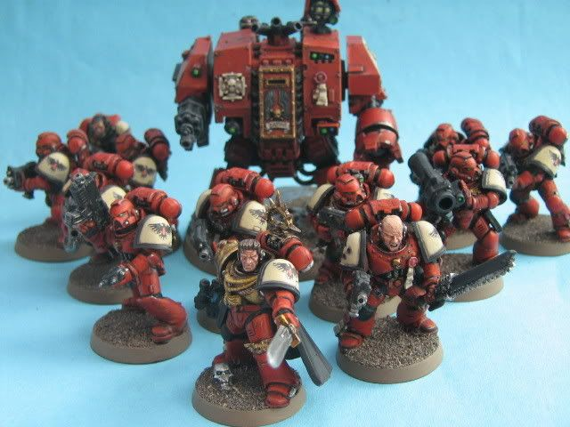 Painting Blood Ravens?