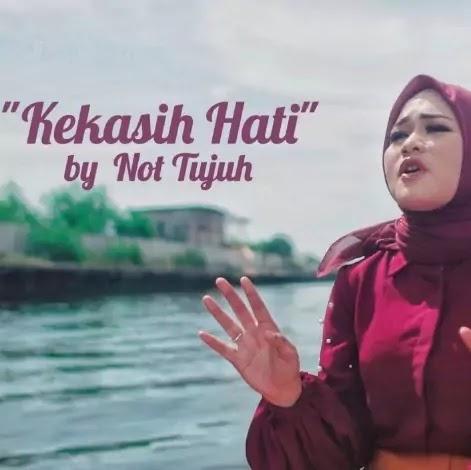 Lirik Kekasih Hati Not Tujuh Voc Anisa Rahman (Arab