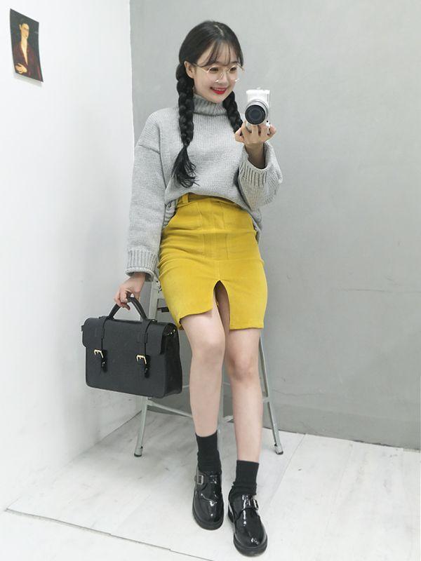 K daily 2016 #MariShe HyoJung style