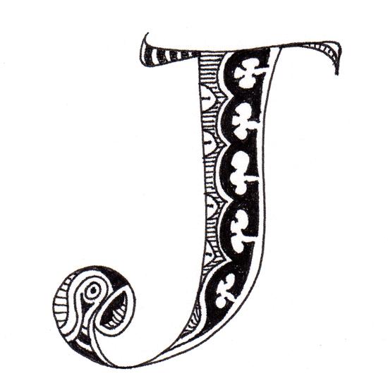 Maori inspired alphabet maoriletters typography for Letter j tattoo