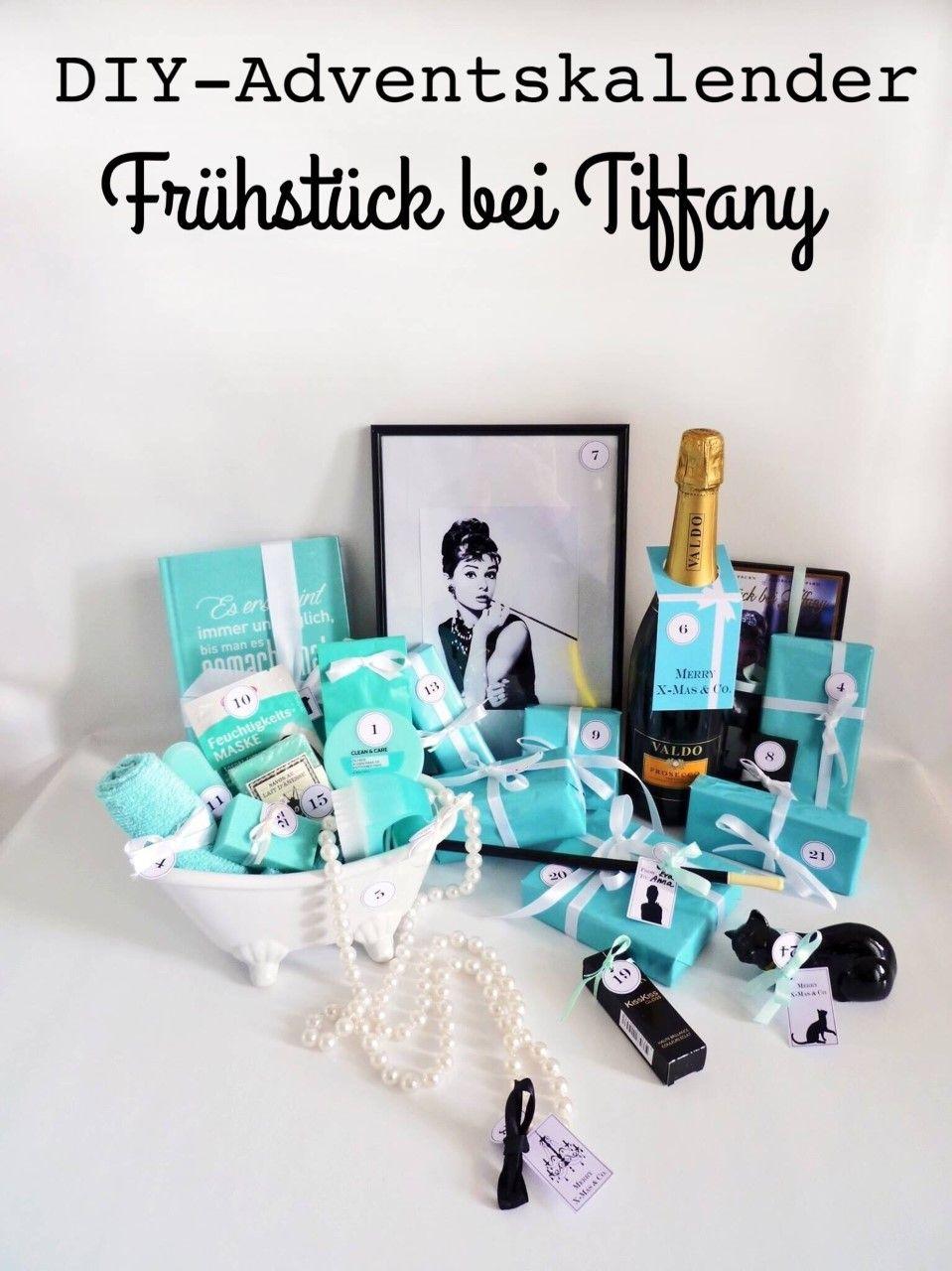 Für Tiffany oder Audrey Hepburn Fans, wie die Schwester