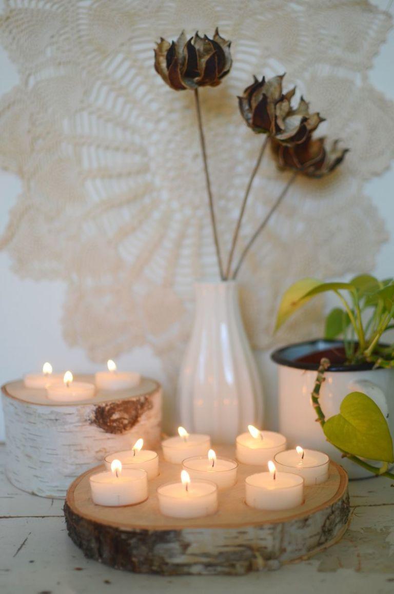 22 gorgeous fall vignettes to inspire your seasonal decor adornos rh pinterest ca