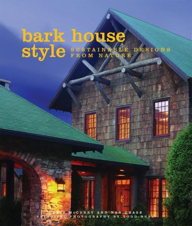 bark house style sustainable designs from nature beautiful homes rh pinterest com