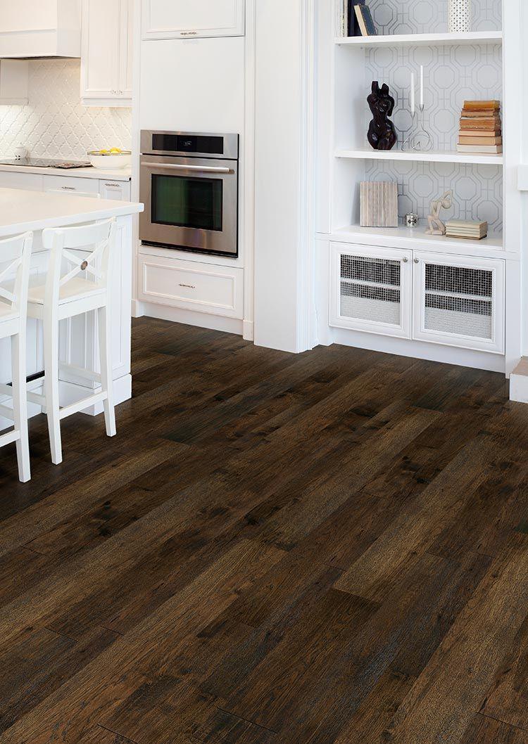 Casita Monterey Hardwood Flooring in a kitchen
