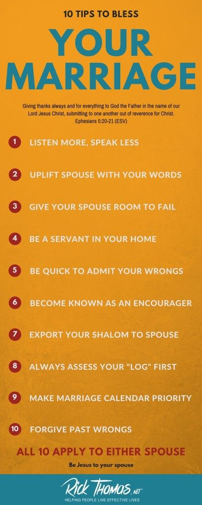 Ten Ways to Kill Your Marriage | Love, marriage, Marriage ...