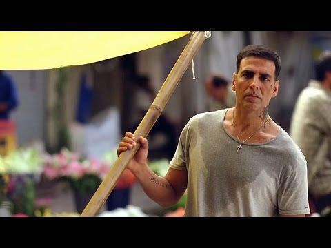Akshay Kumar In Action