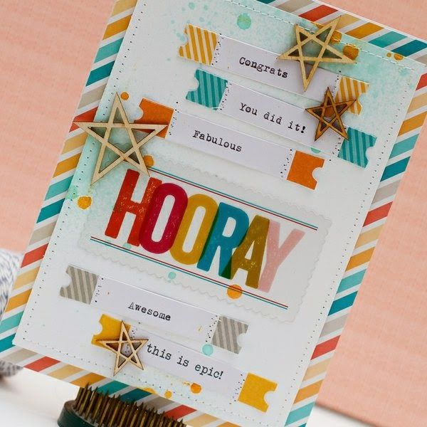 ** Chic Tags- delightful paper tag **: Card to Layout | Sketch