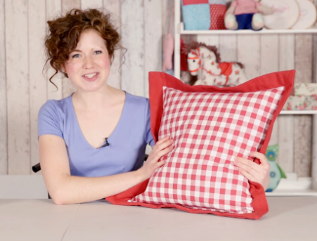 Sewing Pattern Oxford Pillowcase: How to make an Oxford pillowcase cover   Oxfords  Sewing projects    ,
