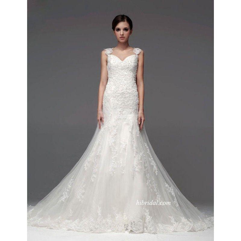 unusual-beautiful-puffy-wedding-dresses-for-petite-women ...