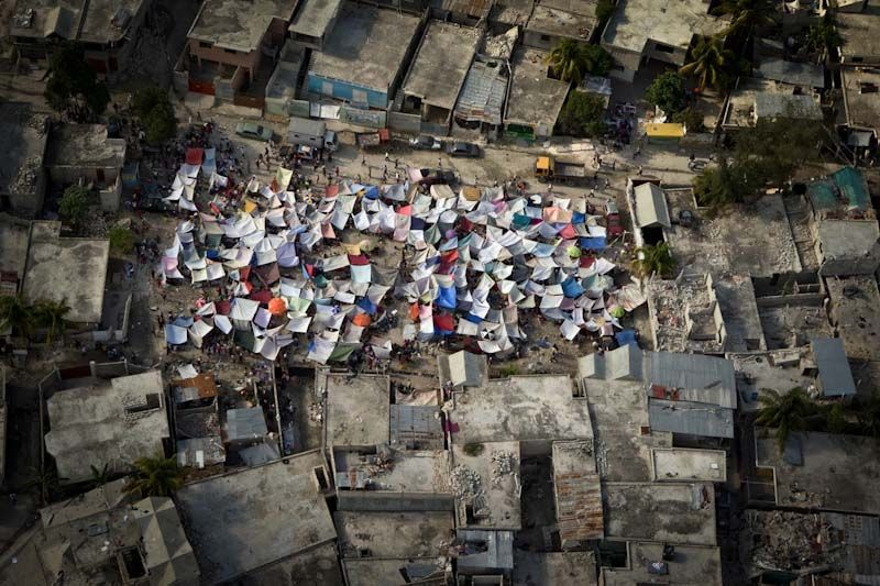 Seattle's tent cities are a local reflection of global slum housing