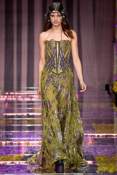 Atelier Versace Fall 2015 Couture - Collection - Gallery - Style.com