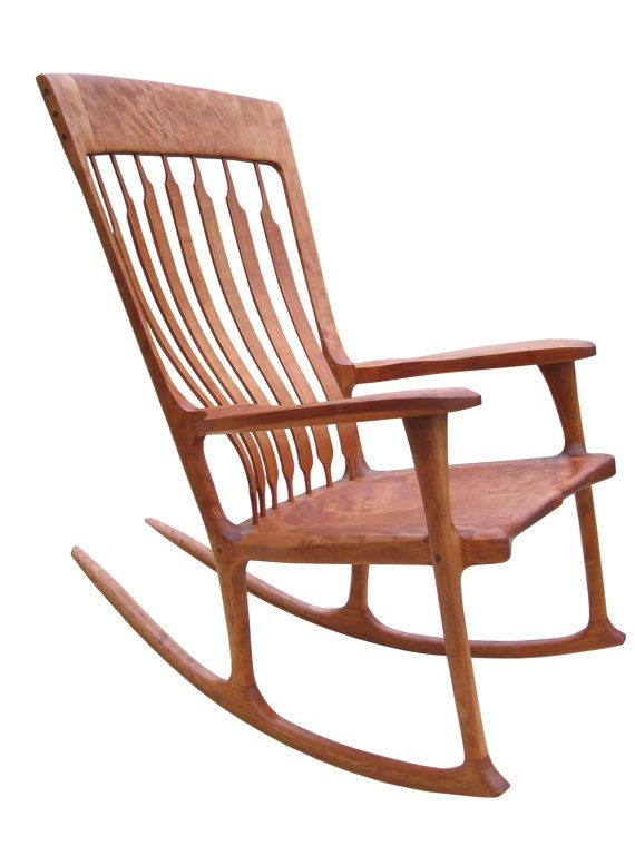 handmade rocking chairs chess table and custom chair by hartzellandnicole on etsy 3800 00