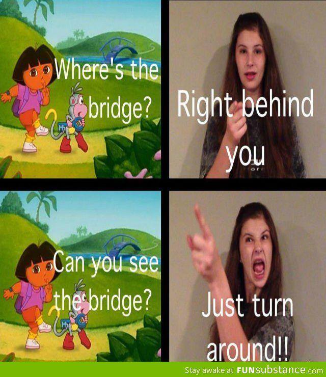 Goddammit Dora Funsubstance Really Funny Memes Dora Funny Clean Funny Memes