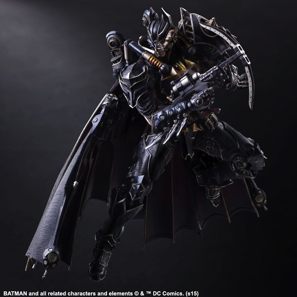 DC COMICS VARIANT PLAY ARTS KAI BATMAN TIMELESS Steampunk - Create invoice app square enix online store