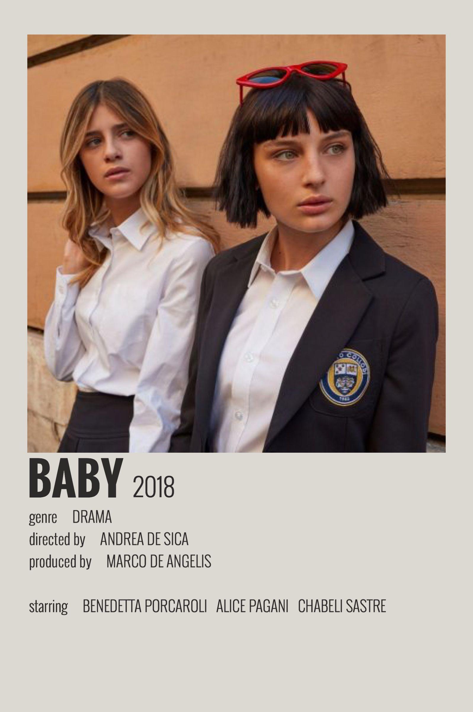 Baby by Maja in 2020 Film posters minimalist, Movie