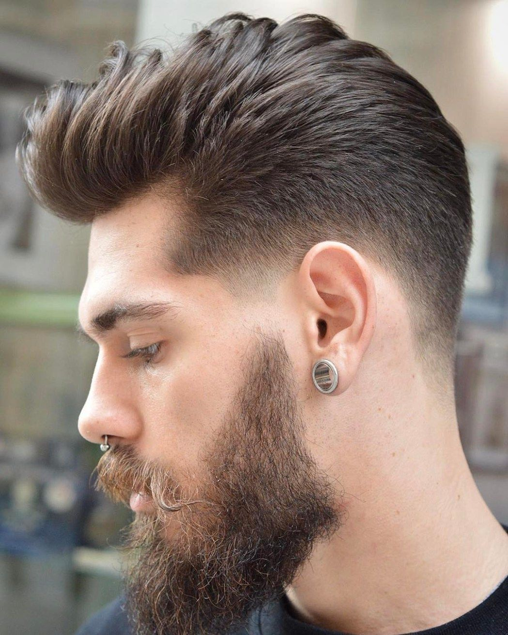 20 Types Of Fade Haircuts That Are Trendy Now Types Of Fade Haircut Fade Haircut Mens Haircuts Fade