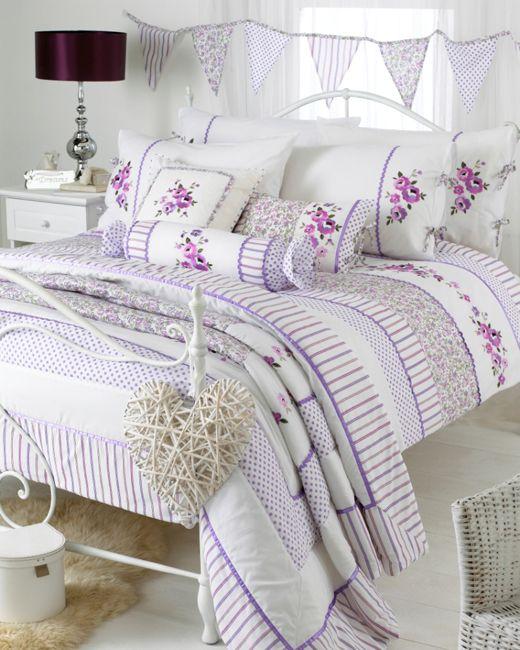 details about floral patchwork reversible shabby chic duvet quilt rh pinterest com