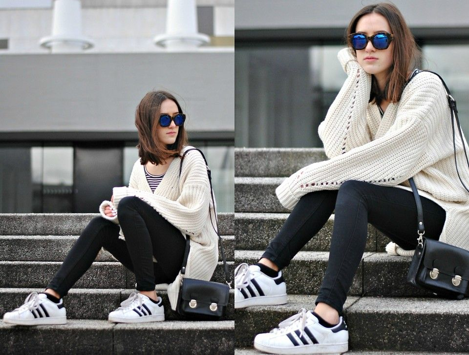 Adidas Superstar Outfit Leggings