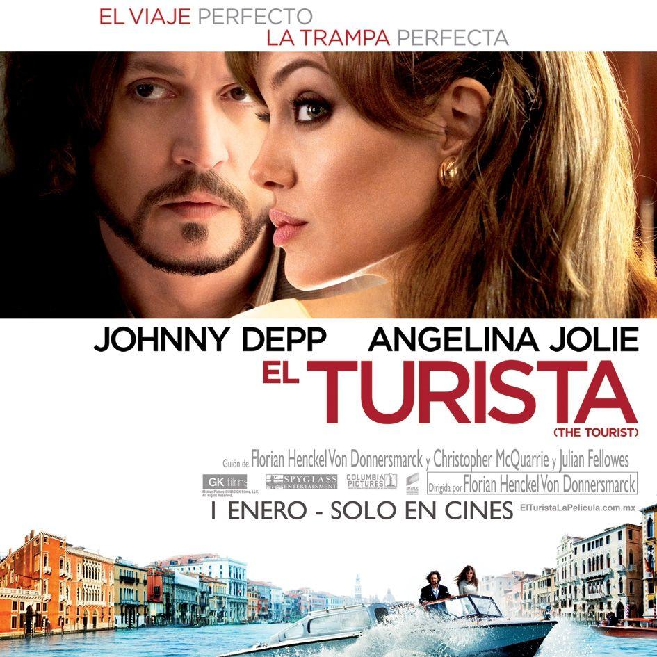 El Turista Venezia Espectacular1 Johnny Depp Angelina Jolie Youtube Julian Fellowes