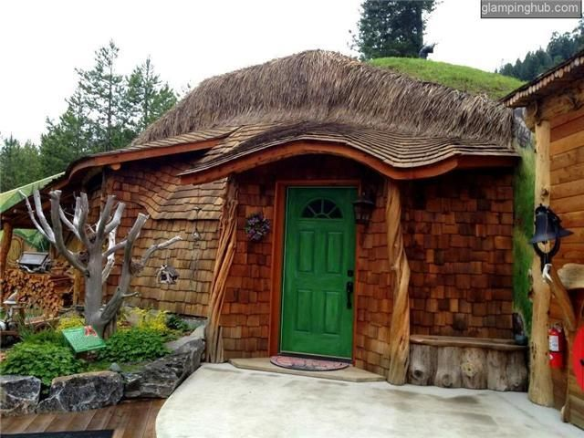 Hobbit Houses In Montana Book A Hobbit House Magical Cabins Mn