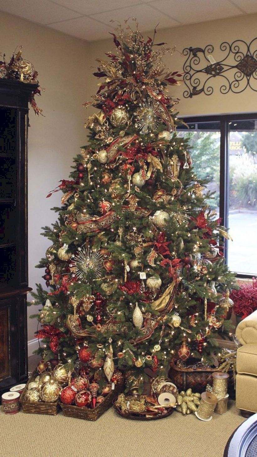 40 Non-traditional Christmas Tree to Give to Your Home | DIY ...