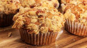 Bananen-Pekan-Muffins