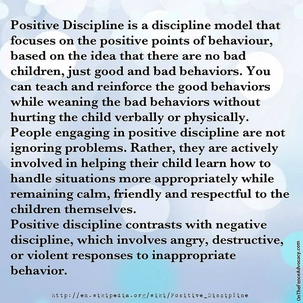 What is discipline? 12
