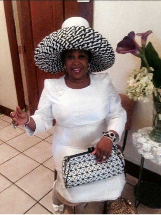 394987fe1 Louise D.Patterson Couture by Joyce Richardson | Hattitude | Church ...
