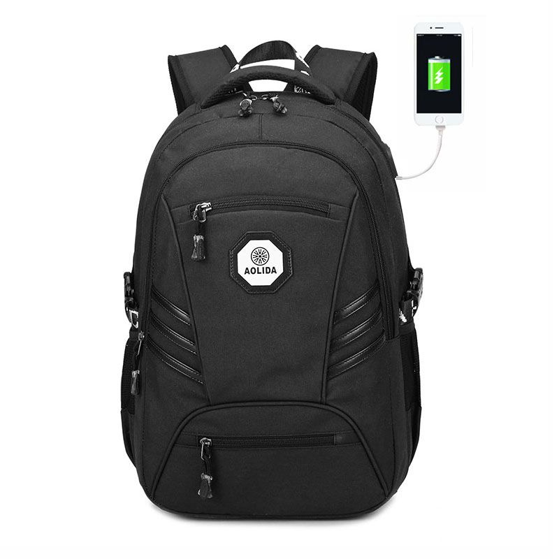 Men Backpack Youth Fashion Male Backpack
