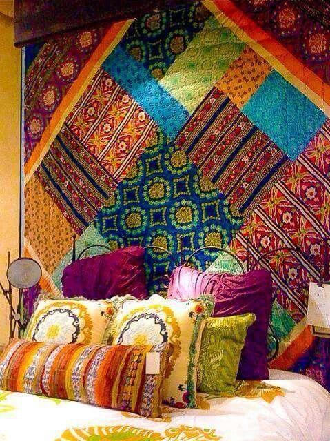 ☮ American Hippie Boh 233 Me Boho Lifestyle ☮ Bedroom Eclectic Decor In 2019